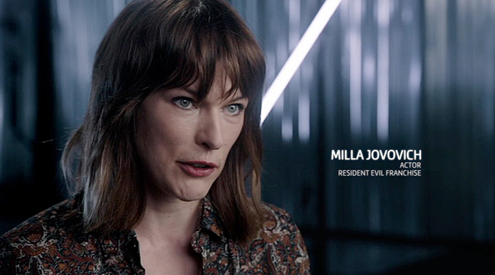 Story of Science Fiction: Milla Jovovich