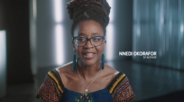 Story of Science Fiction: Nnedi Okorafor