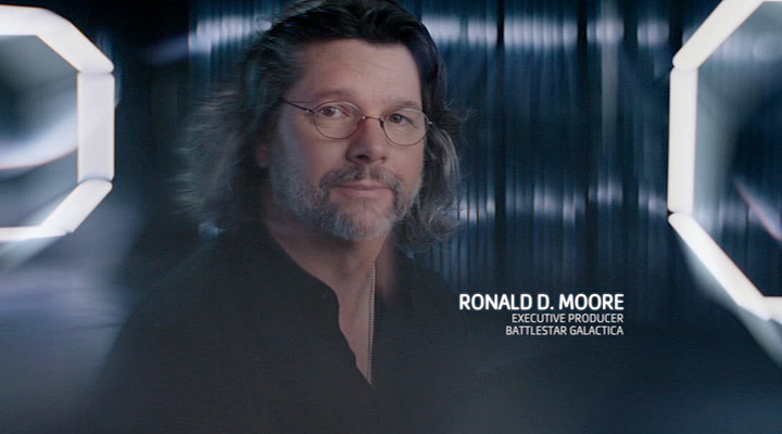 Story of Science Fiction: Ron Moore