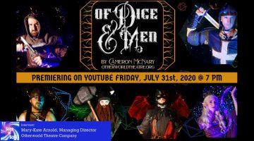 Slice of SciFi 944: Otherworld Theatre Company