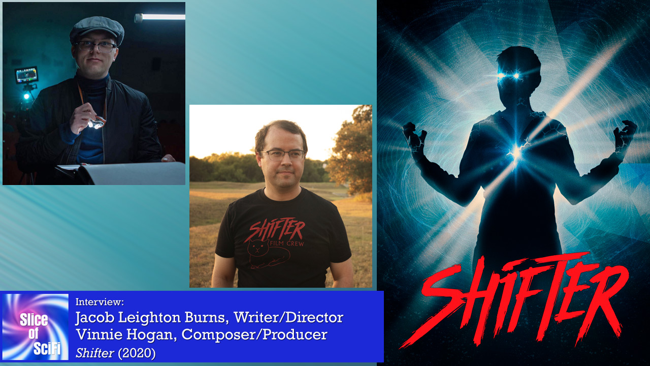 """""""Shifter"""": Examining the horror of time travel Combining scifi (time travel) and quiet (body) horror in creative ways"""
