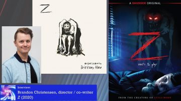 "Slice of SciFi 949: ""Z"" director Brandon Christensen"