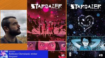 Slice of SciFi Extra: Stargazer