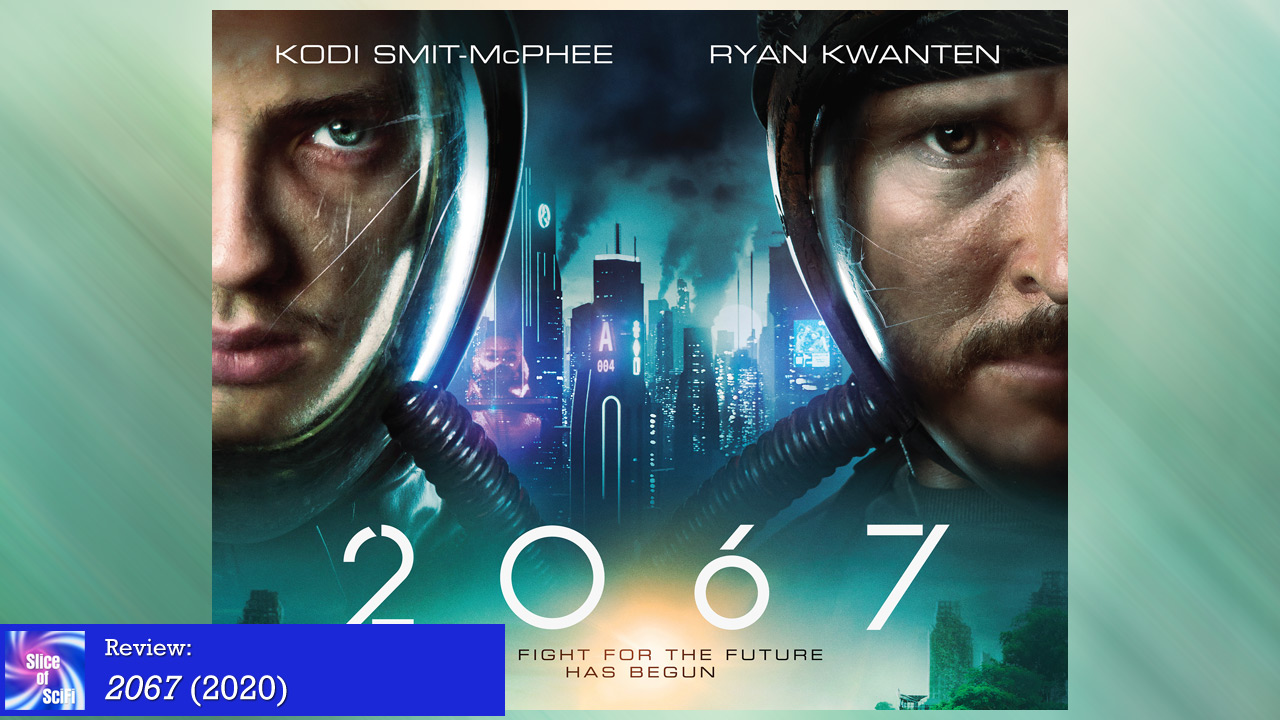 """""""2067"""": Humanity and technology and fighting ecological collapse"""