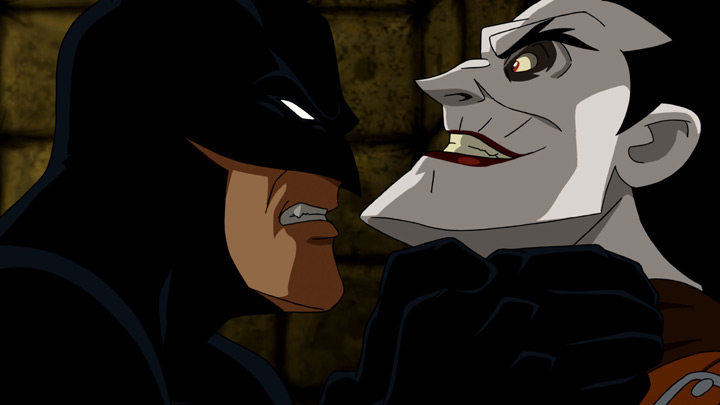 Batman: Death in the Family (2020, animated)