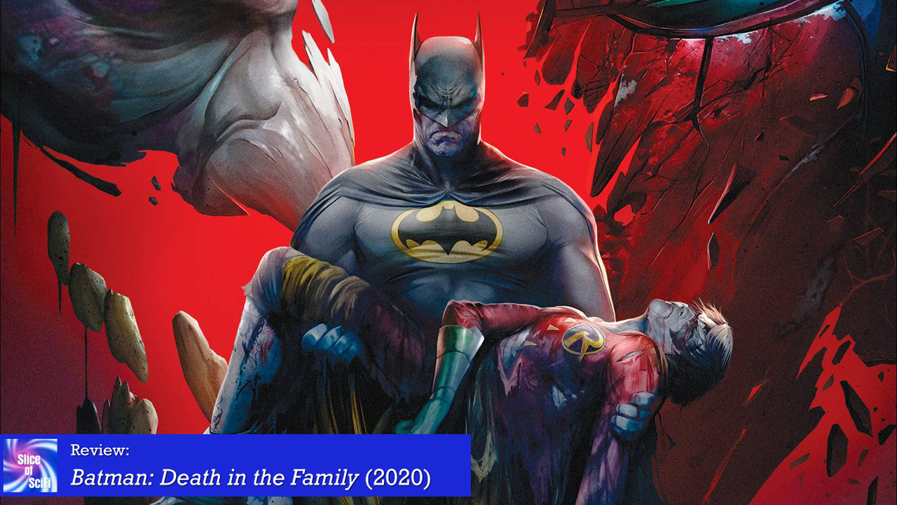 """Batman: Death in the Family"" makes alternate timelines fun The interactive story choices differentiate it from the original comic miniseries"