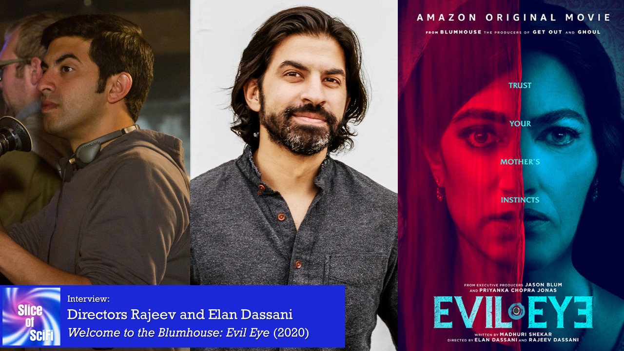 """""""Evil Eye"""" Directors Elan and Rajeev Dassani On crafting a cinematic narrative and psychological peril"""