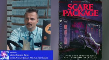 """Slice of SciFi Extra: """"Scare Package"""""""