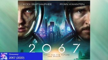 "Contest: ""2067"" Giveaway"
