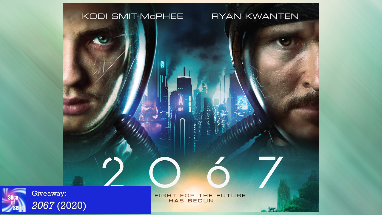 "Giveaway: ""2067"" on DVD Here's your chance to own a copy of the time travel eco-thriller"