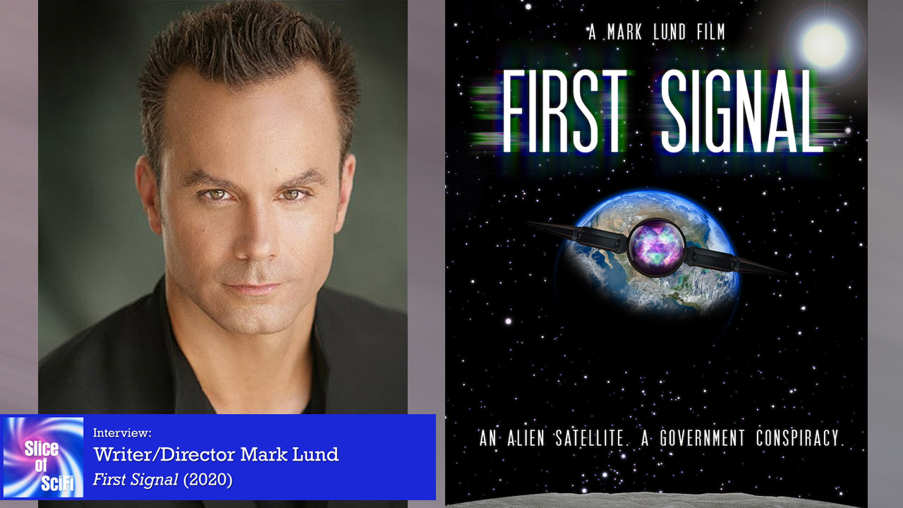"""""""First Signal"""": Mark Lund on building a universe of stories Taking the reins to getting his projects done"""