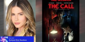 "Slice of SciFi Extra: Erin Sanders, ""The Call"""