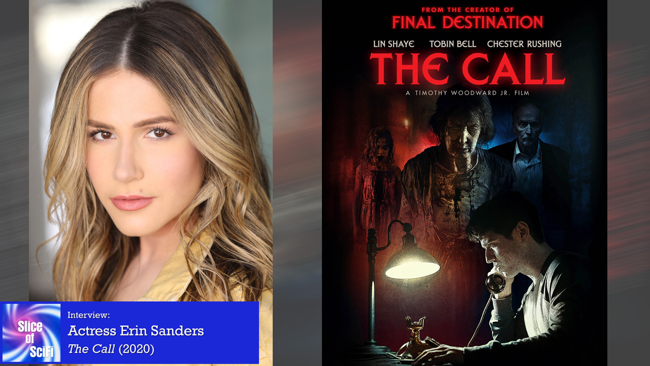 """Erin Sanders on """"The Call"""" On the atmosphere of working alongside greatness"""