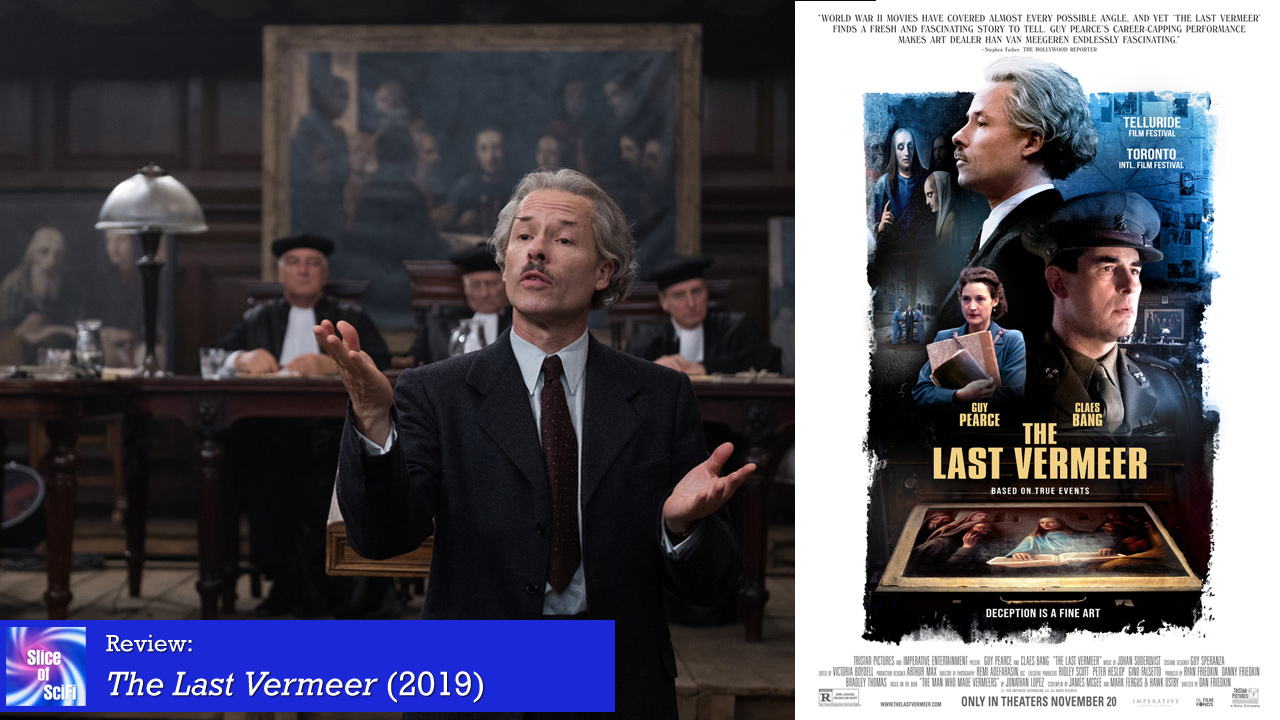 """The Last Vermeer"" tells the story of a long con"