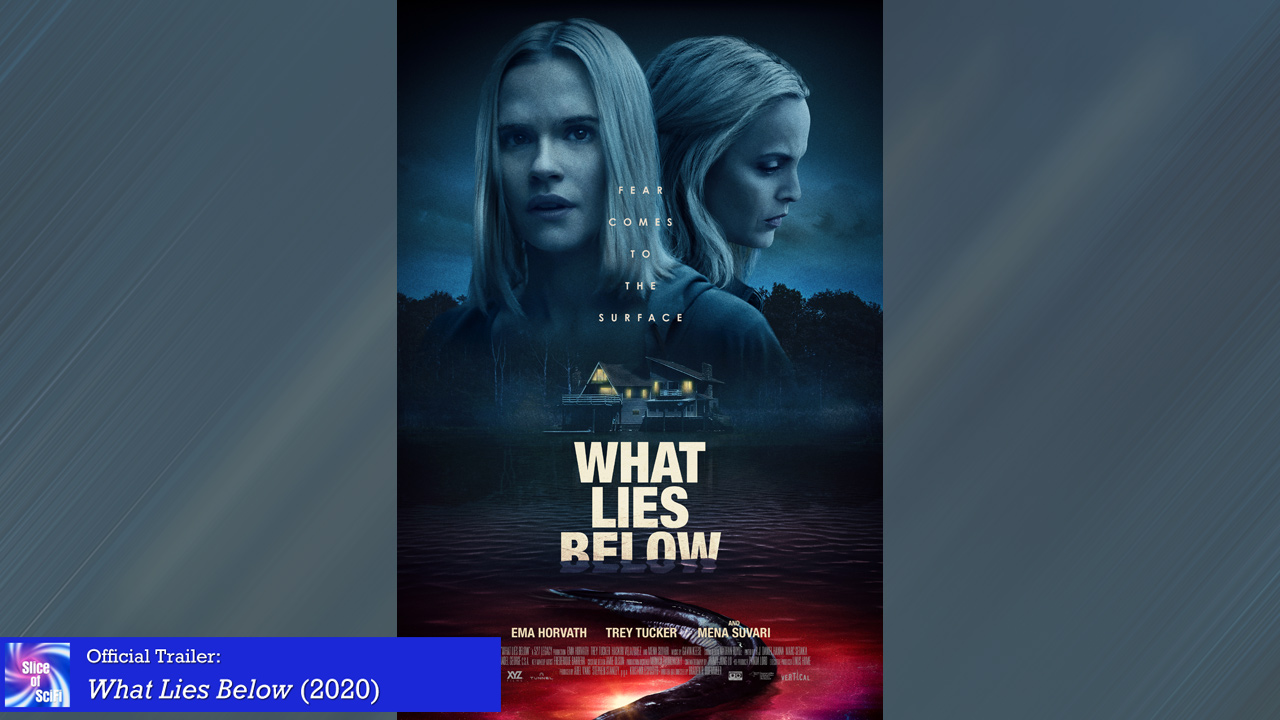"""Official Trailer: """"What Lies Below"""""""