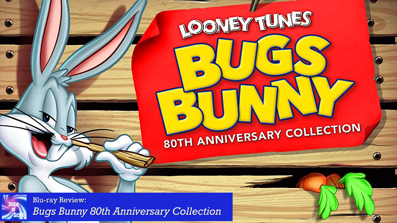 """""""What's Up Doc?"""": A Look at 80 Years of Bugs Bunny Diving into the 80th Anniversary Collection Blu-ray"""