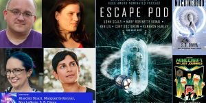 Slice of SciFi 962: Escape Pod: The Science Fiction Anthology