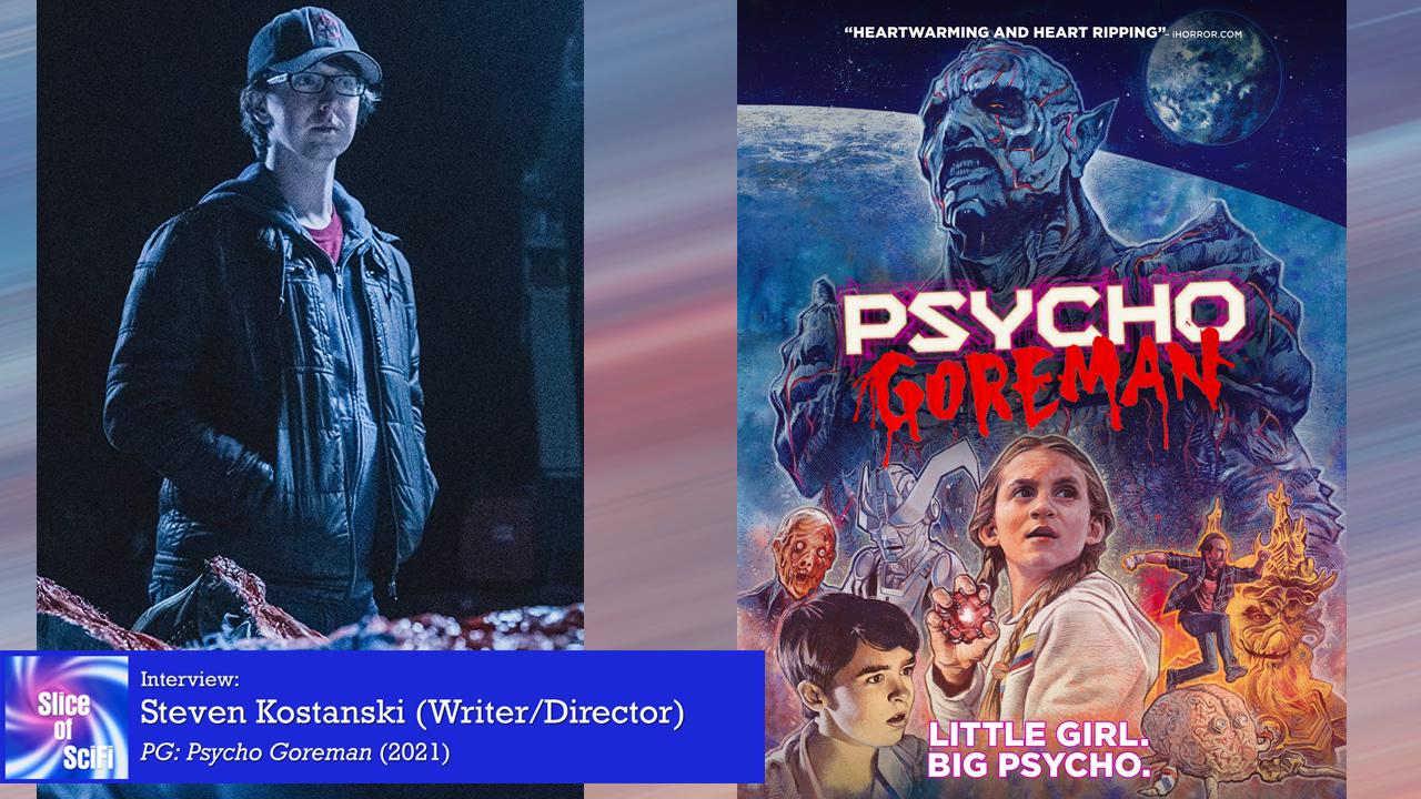 """""""PG: Psycho Goreman"""": Making horror-scifi fun again Writer/Director Steven Kostanski talks making lower budget gems"""