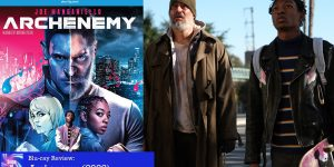 Blu-ray Review: Archenemy (2020)