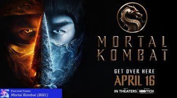 First Look: Mortal Kombat (2021)