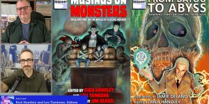 Slice of SciFi 964: Universal Monsters and Hellblazer