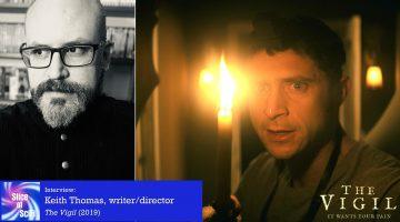 "Slice of SciFi 965: Keith Thomas, ""The Vigil"""