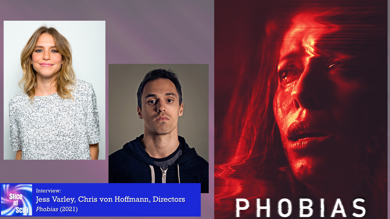 """""""Phobias"""": Directors Jess Varley & Chris von Hoffmann Diving into Atelophobia and Ephibephobia as horror story elements"""