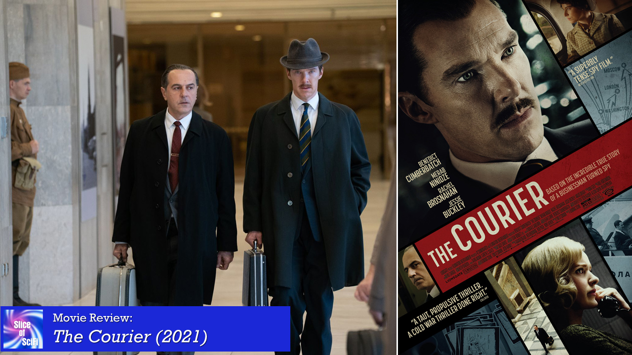 """""""The Courier"""": a top-notch true-to-life spy thriller"""