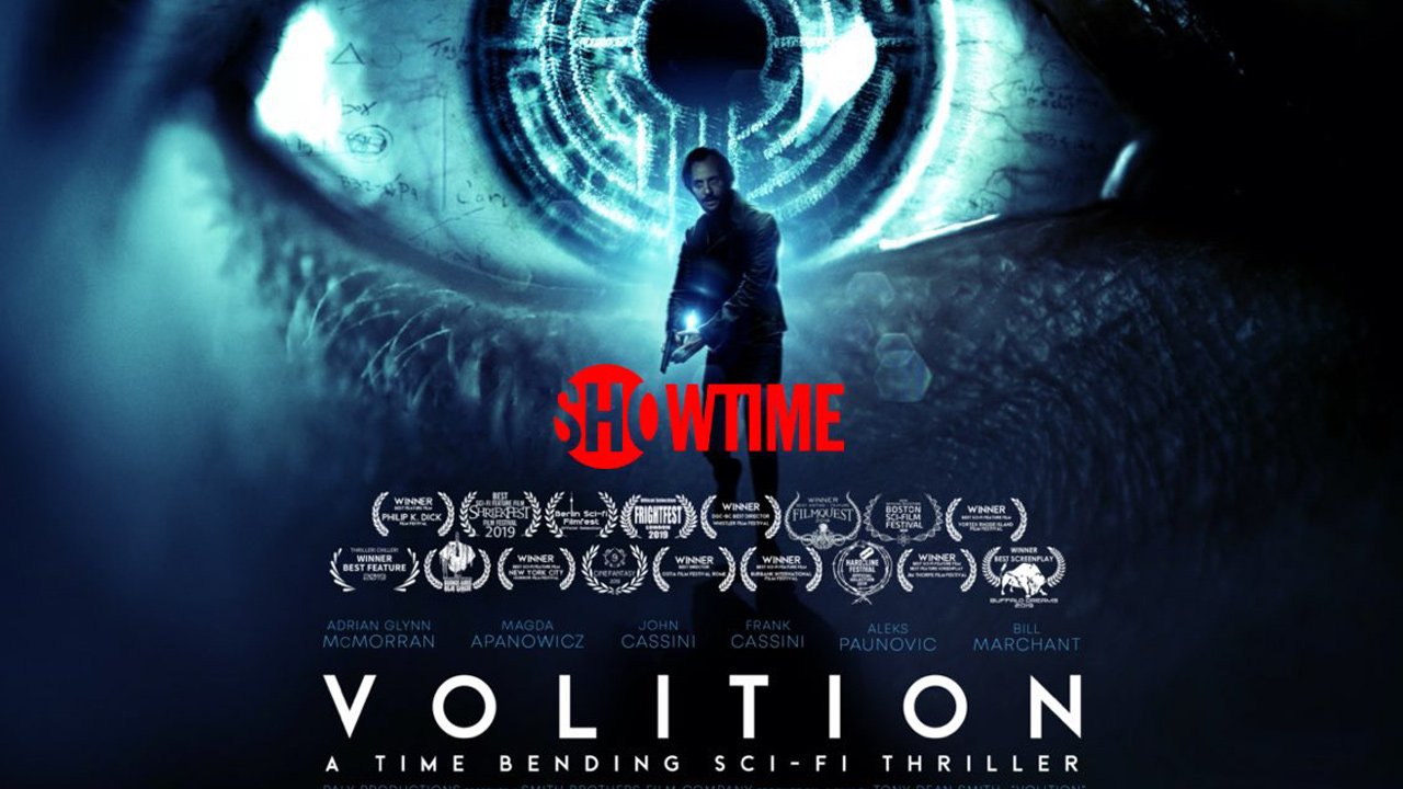 """""""Volition"""" comes to Showtime """"It's a dream come true to be streaming to the Showtime audience."""""""