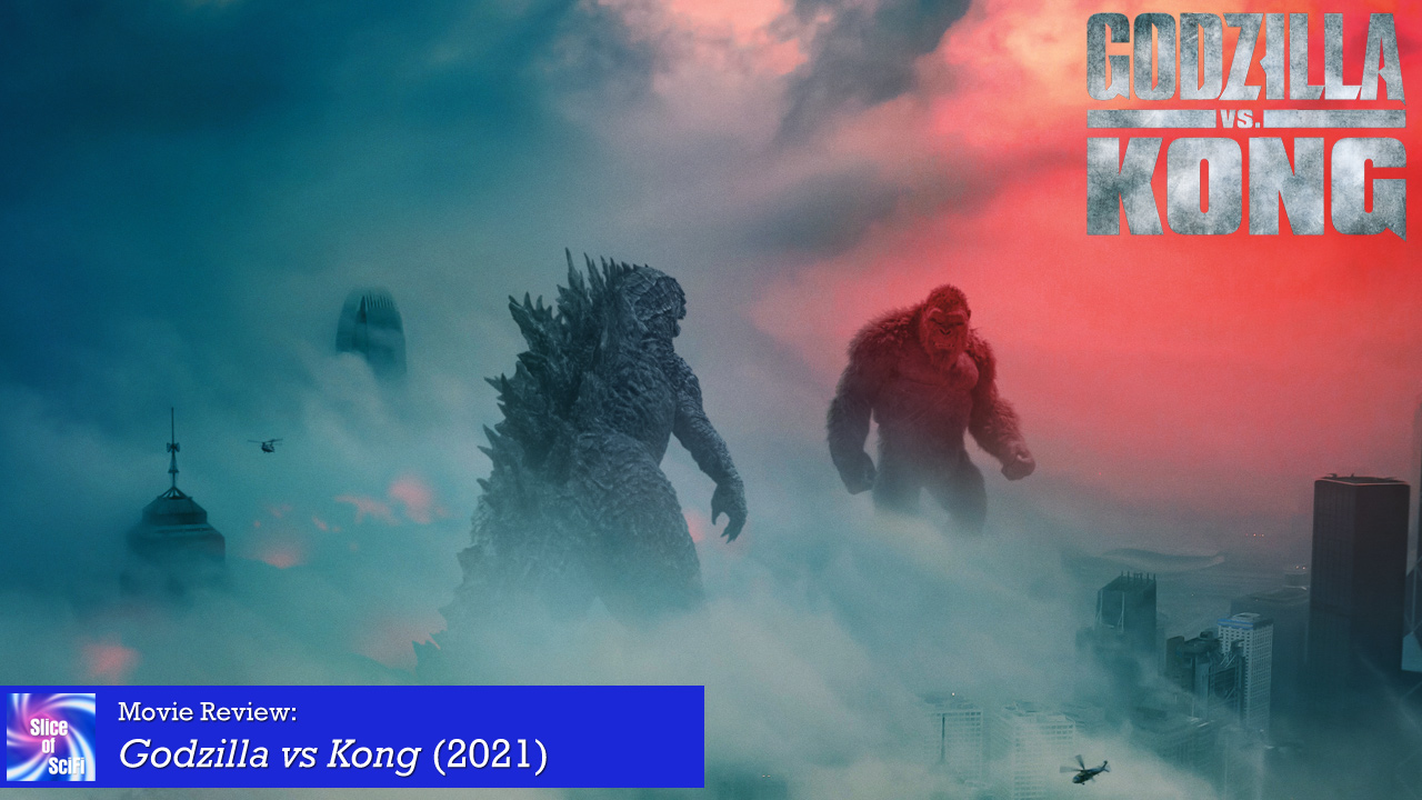 """""""Godzilla vs Kong"""" and the necessary fun of monster movies The popcorn fun and nostalgia of giant monster fights wins the day"""