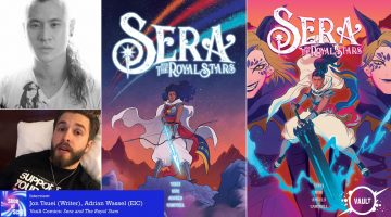 Slice of SciFi 971: Sera and The Royal Stars