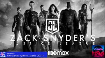 Slice of SciFi 972: Zack Snyder's Justice League