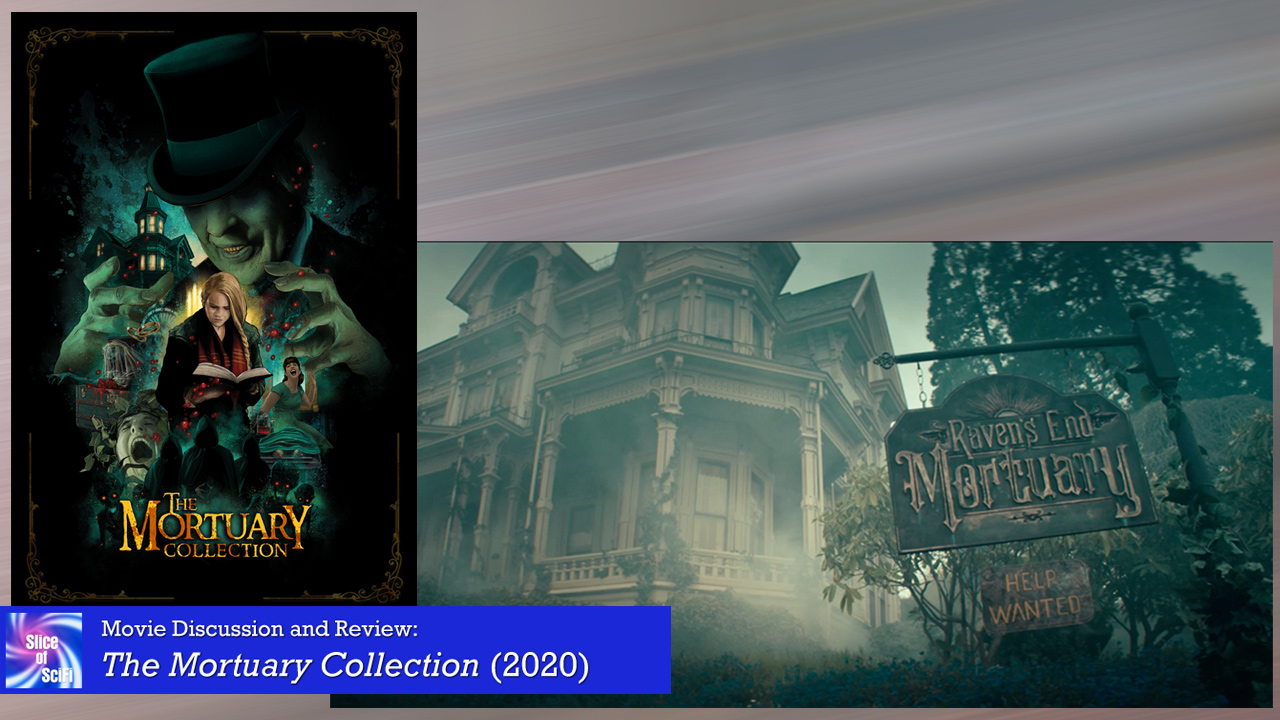 """Indie Horror Talk: """"The Mortuary Collection"""" Discussing and reviewing the indie horror anthology"""