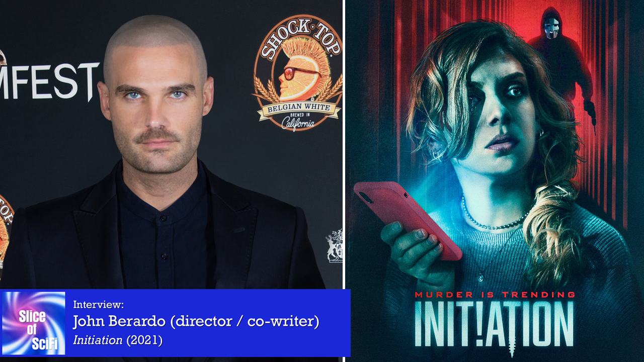 """Indie Horror: Director John Berardo on making """"Initiation"""" Using horror movies to get people talking about social change"""