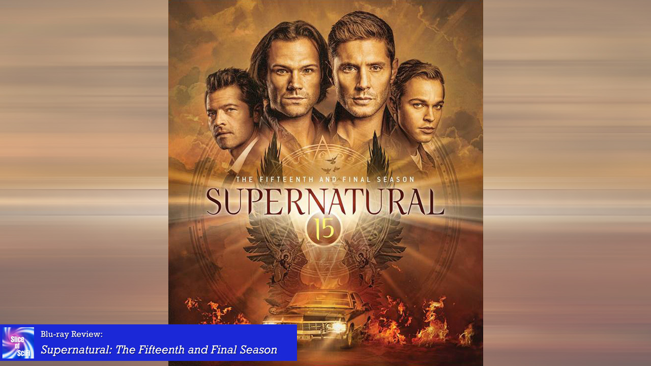 """Review: """"Supernatural: The Fifteenth & Final Season"""" It's the end of the road, but for fans the journey continues here"""