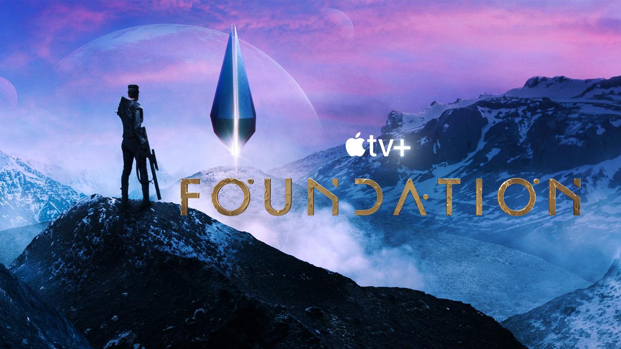 "Teaser: ""Foundation"" Apple TV's scifi epic will premiere in September"