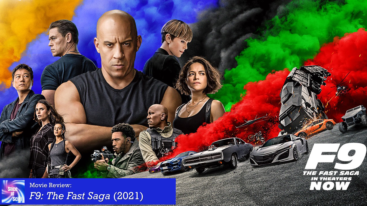 """""""F9: The Fast Saga"""" delivers on soap opera twists, outrageous action Honestly, the drama and stunts are why we keep watching"""