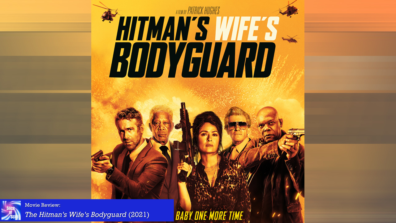 """""""The Hitman's Wife's Bodyguard"""" is a fun-filled extravaganza"""