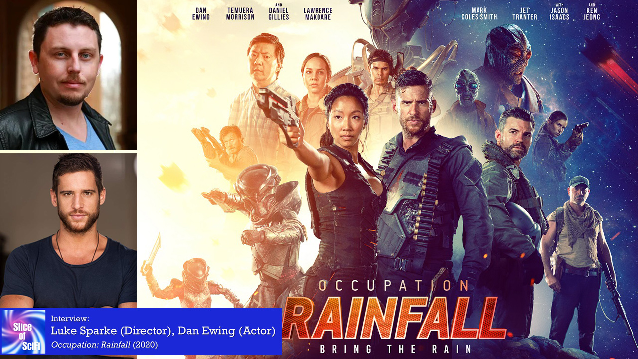"""Indie Scifi: """"Occupation: Rainfall"""" Talking about the action-packed sequel to """"Occupation"""""""