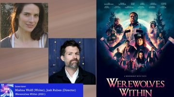 Slice of SciFi 979: Werewolves Within