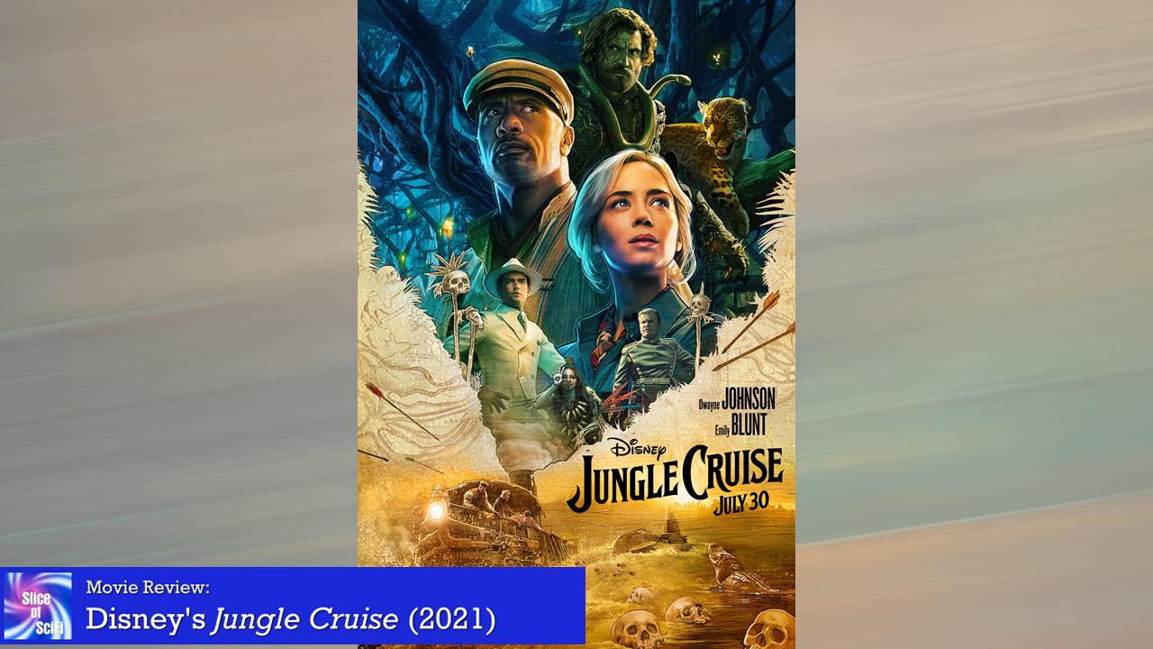 """""""Jungle Cruise"""": Family-friendly adventure fun"""