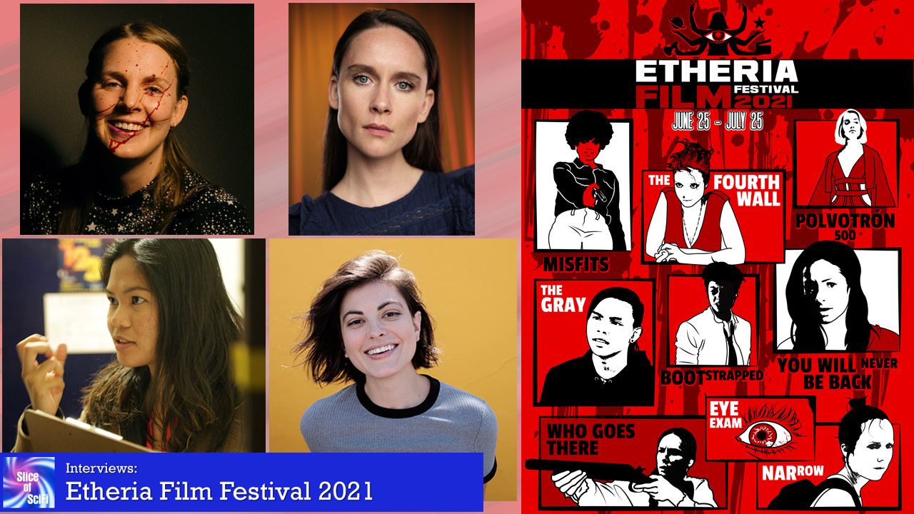 Etheria Film Festival 2021 Featuring a bonanza of scifi, horror and thriller short films to enjoy