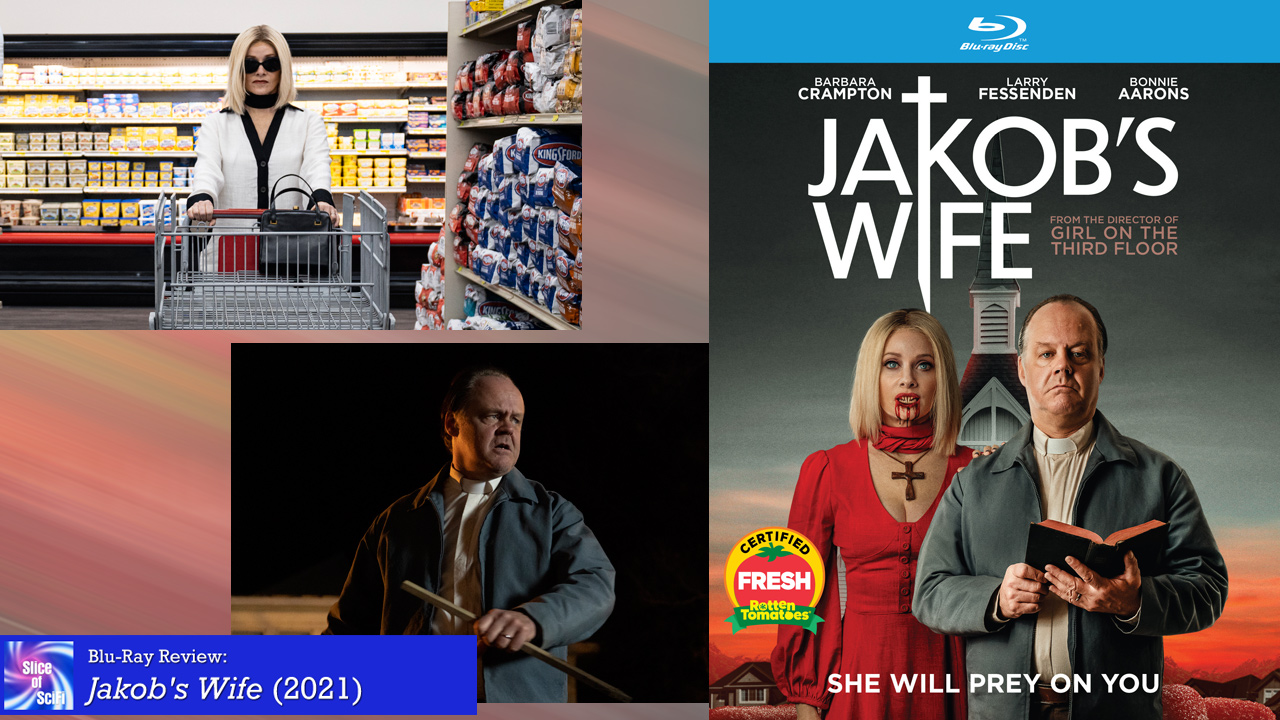 """Blu-ray Review: """"Jakob's Wife"""" This disc both shines and falters, but is worth having for the film"""