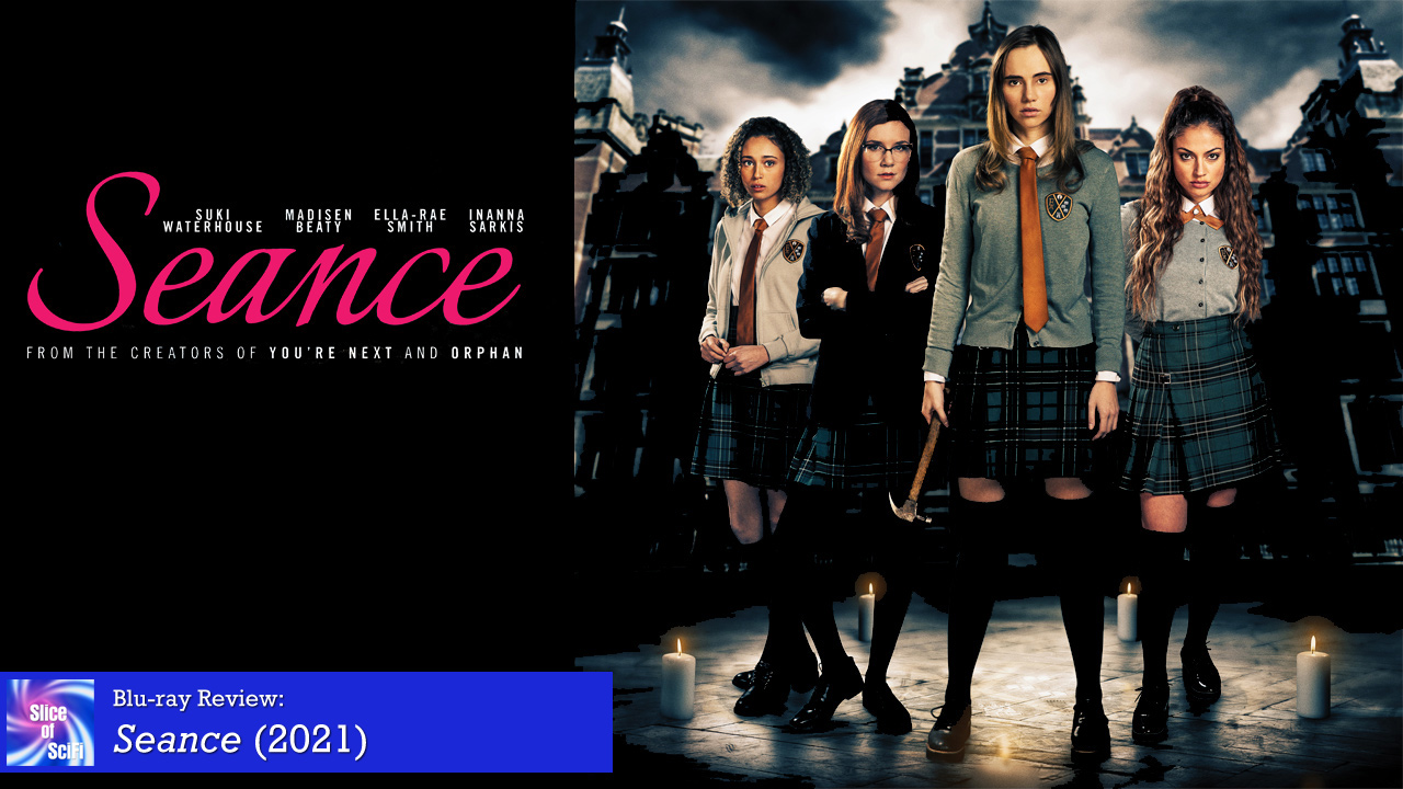 """Blu-ray review: """"Seance"""""""