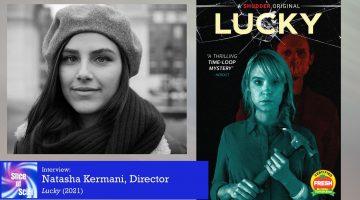 "Slice of SciFi 984: Natasha Kermani, ""Lucky"""