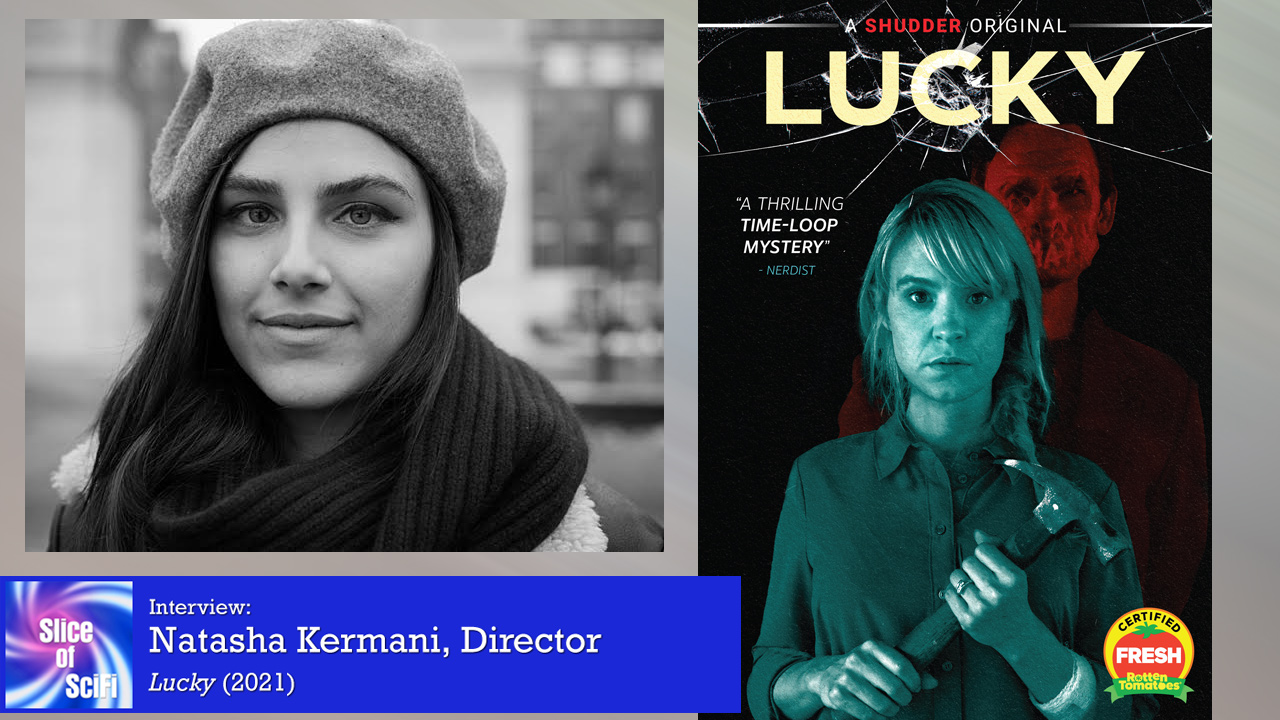 """Indie Horror: """"Lucky"""" Director Natasha Kermani When playing with perceptions and mental safety becomes the point"""