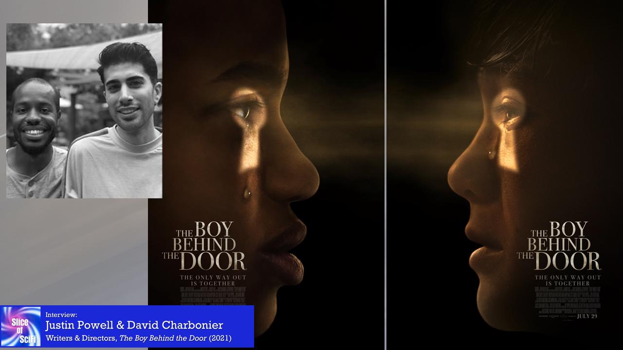 "Indie Talk: ""The Boy Behind the Door"" Writers/Directors David Charbonier and Justin Powell on building suspense"