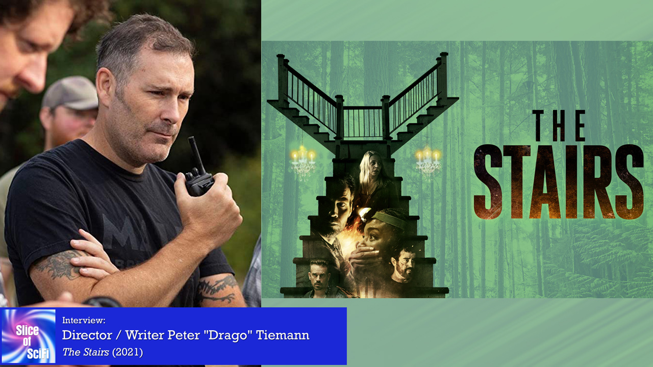 """Indie Horror: """"The Stairs"""" Director Peter """"Drago"""" Tiemann talks cryptid creature features"""