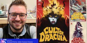 "Slice of SciFi 989: Rich Davis, ""Cult of Dracula"""