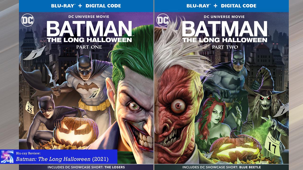 """""""Batman: The Long Halloween"""": an effective if over-long story"""